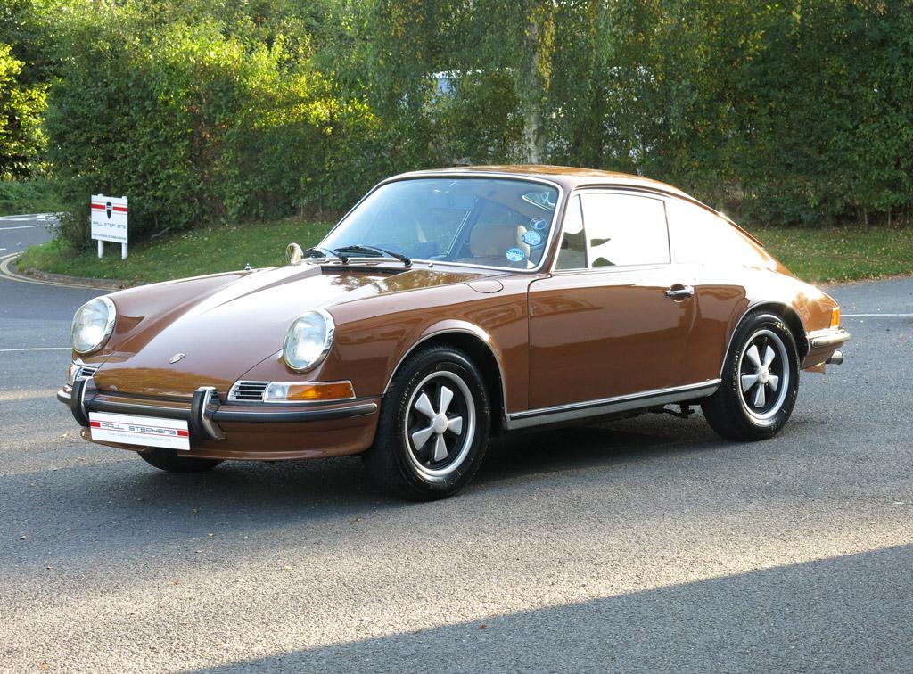 Porsche 911 E 2 4 Coup 233 Sportomatic 2 4 Liter 911 8