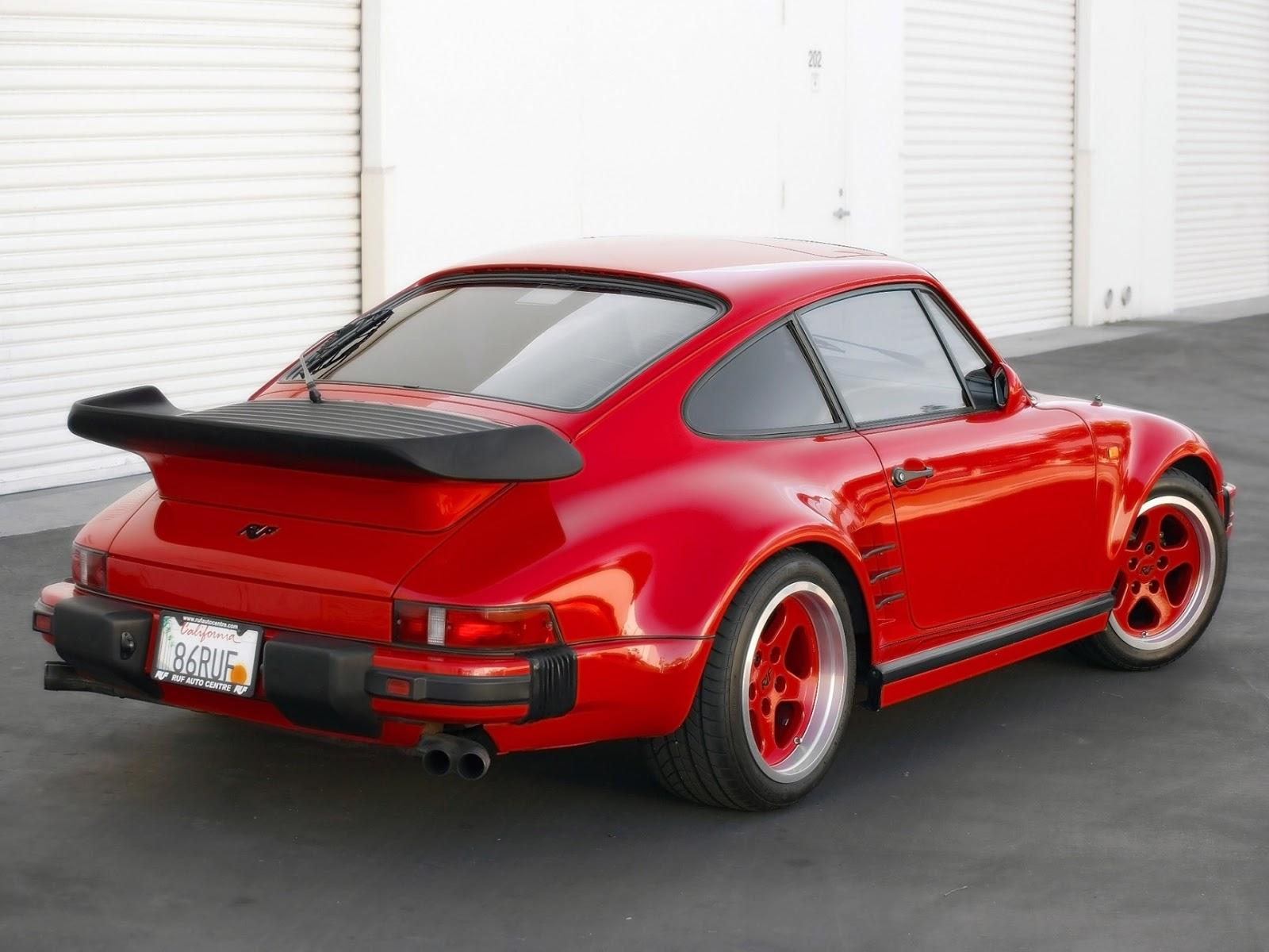 Porsche 911 Turbo Coupe Quot Slant Nose Quot G Serie My 1983
